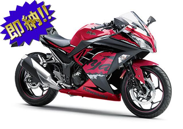 カワサキ '17 Ninja 250 ABS Special Edition