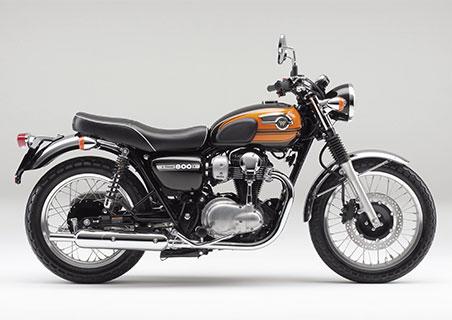 カワサキ '16 W800 Final Edition
