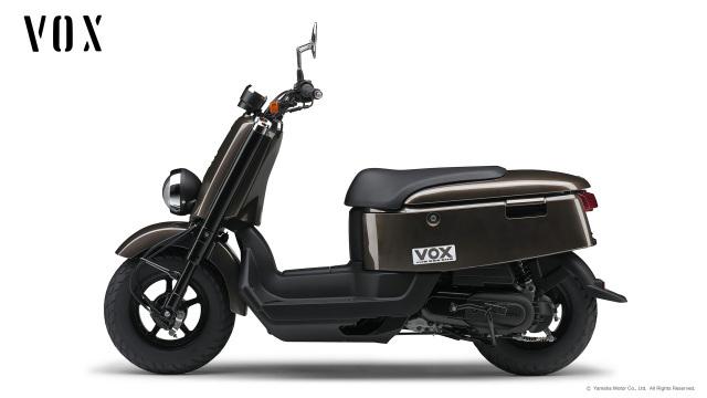 ヤマハ '16 VOX デラックス