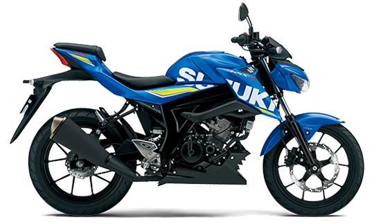 スズキ '18 GSX-S125 ABS